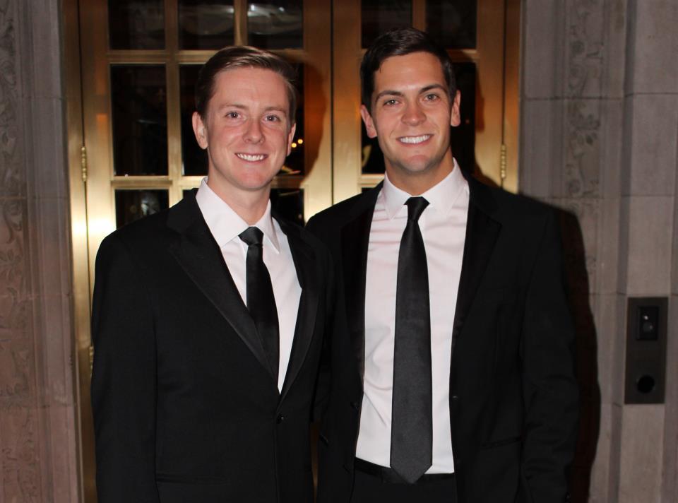 Chris Hughes And Sean Eldridge