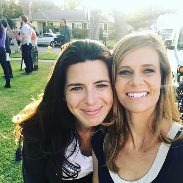Heather Matarazzo And Heather Turman