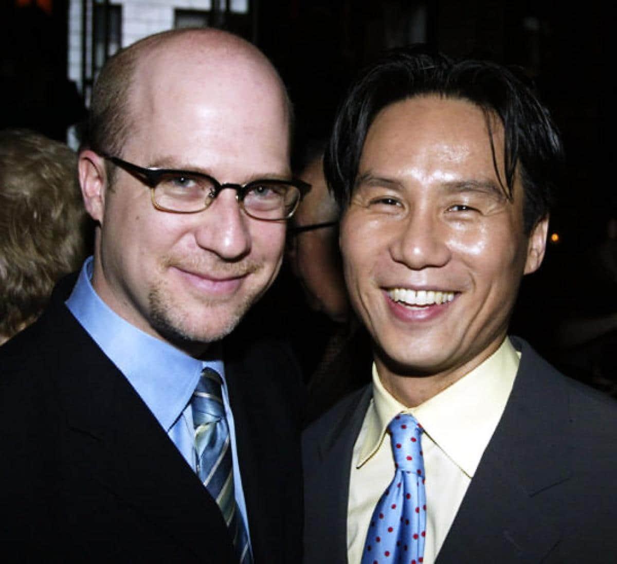 B.D. Wong And Richie Jackson