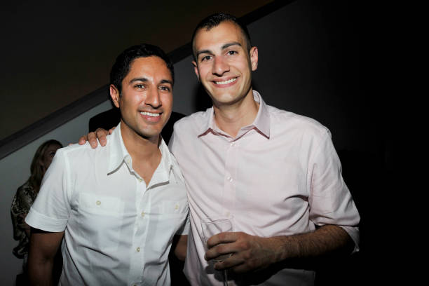 Maulik Pancholy And Ryan Corvaia