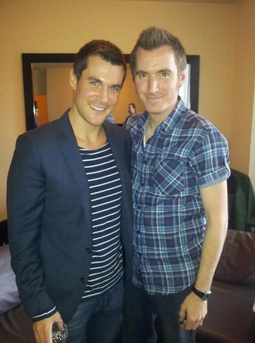 Sean Maher And Paul Maher